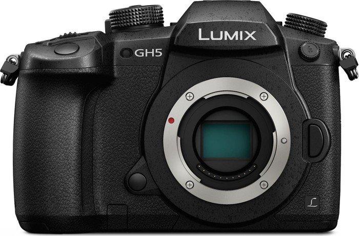 Panasonic Lumix DC-GH5 schwarz Gehäuse
