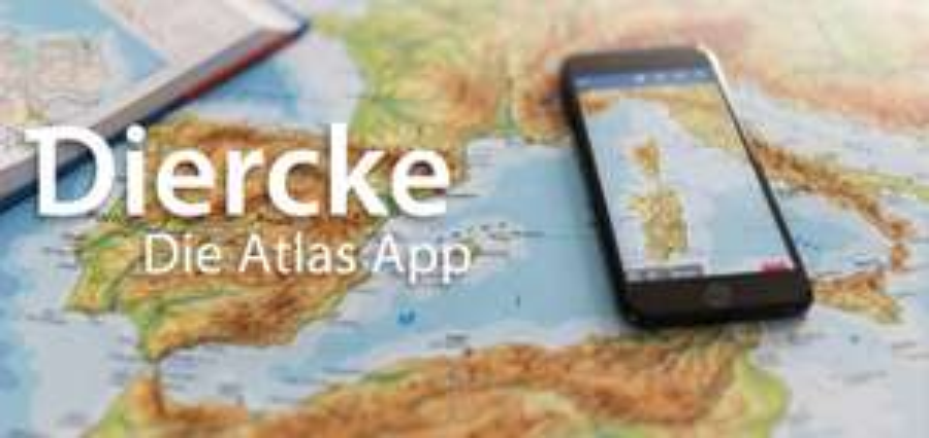 Alle Dierecke-Atlanten gratis nutzen (bis 31. Mai)