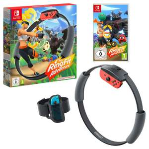 [universal.at] Nintendo Switch Ring Fit Adventure