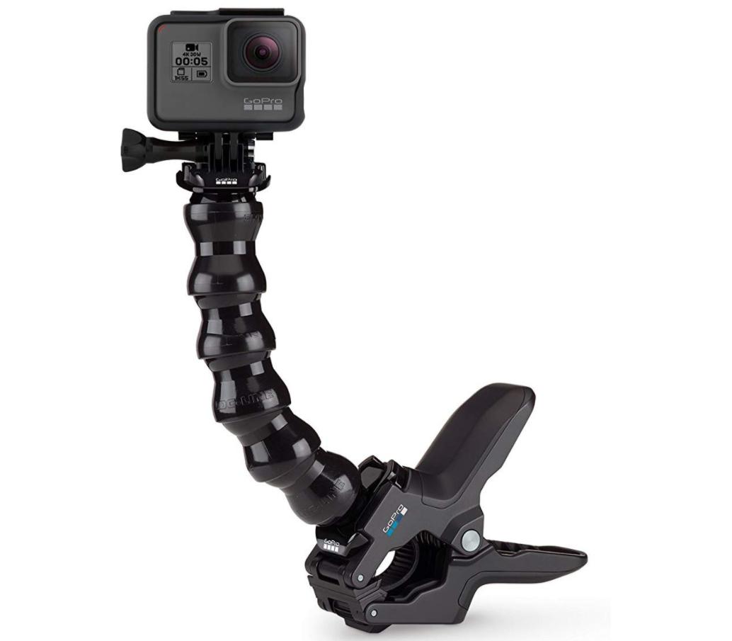 GoPro Jaws Flex Klemmhalterung