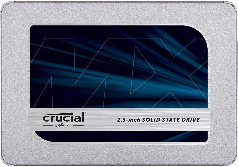 """Crucial """"MX500"""" interne SSD (500GB)"""