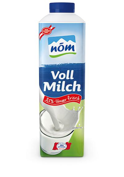 Nöm Milch Interspar Donauzentrum (lokal?)