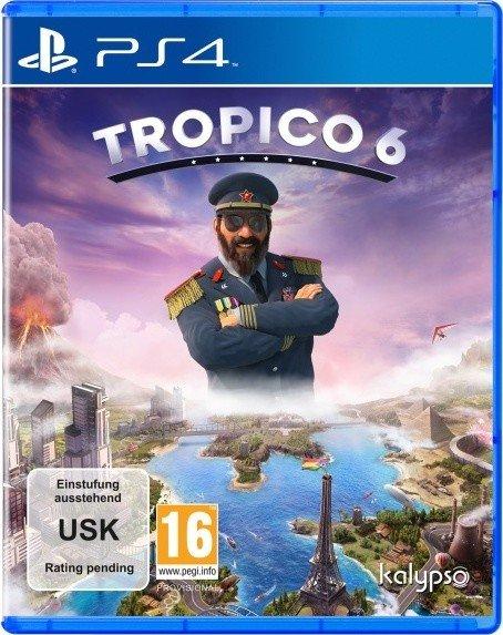Tropico 6 für Playstation 4 oder Xbox One