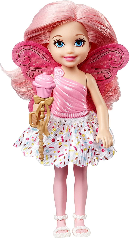 Preisjäger Junior: Mattel Barbie Dreamtopia Chelsea Small Fairy Doll Cupcake