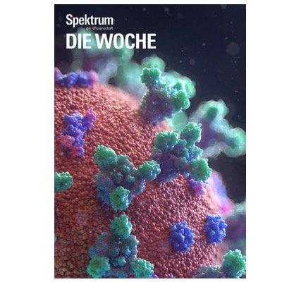Spektrum der Wissenschaft Die Woche zum Thema Corona Virus gratis im Download
