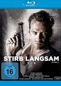 Stirb Langsam 1-5 (BluRay)