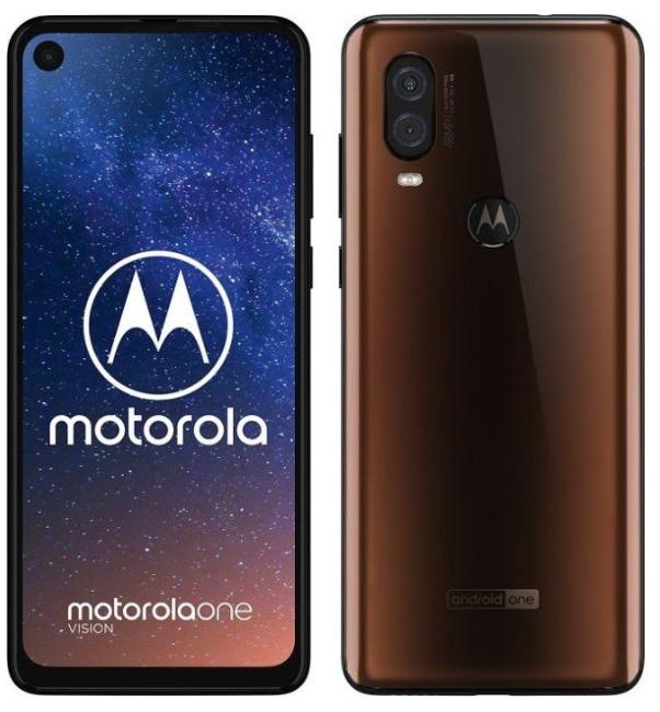[Alza] Motorola Vision One in Bronze mit 128GB + SD Slot um 190€ (statt 245€)