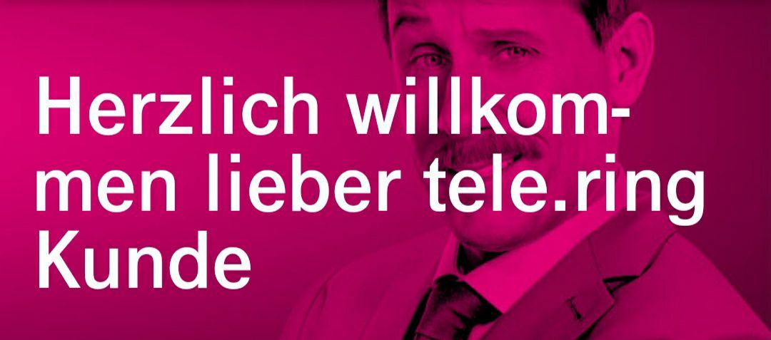 Bye, bye telering - Hello magenta! kostenloses Willkommenspaket für tele.ring Kunden