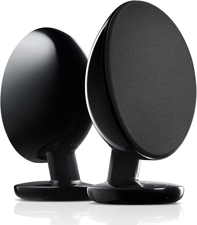 KEF EGG - Digitales Wireless Musik System (Desktop Lautsprecher)