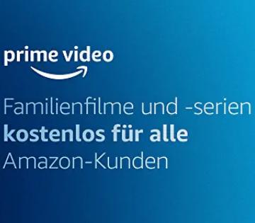 Viele Kinderserien & Familienfilme gratis für ALLE Amazon Kunden