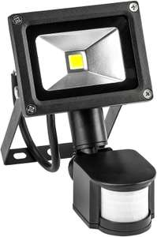LED Flutlicht mit Bewegungsmelder