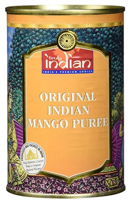 TRULY INDIAN Mango-Püree 1 x 450 g