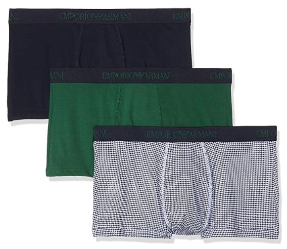 3x Emporio Armani Herren Shorts (L+XL)