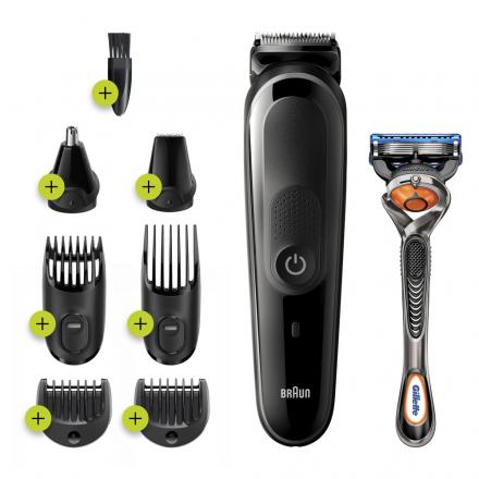 """Braun """"MGK 5260"""" Multi-Grooming-Kit Haar-/Bartschneider - neuer Bestpreis"""