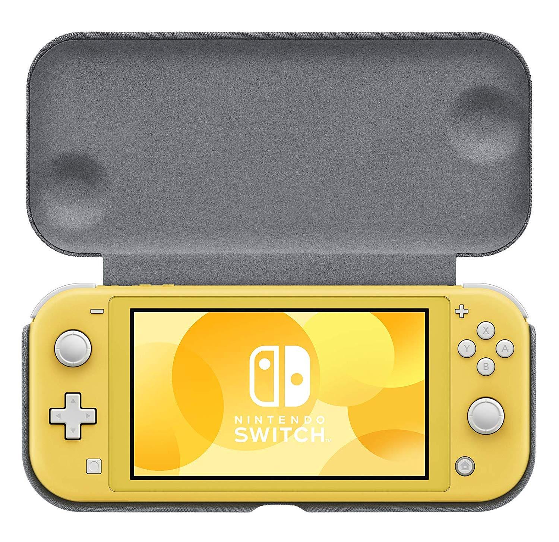 Nintendo Switch Lite Klapphülle & Schutzfolie
