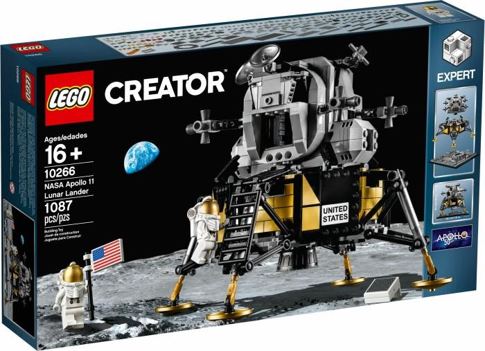 LEGO Creator Expert - NASA Apollo 11 Mondlandefähre