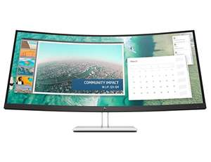 "HP E344c, 34"" Curved Business Monitor"