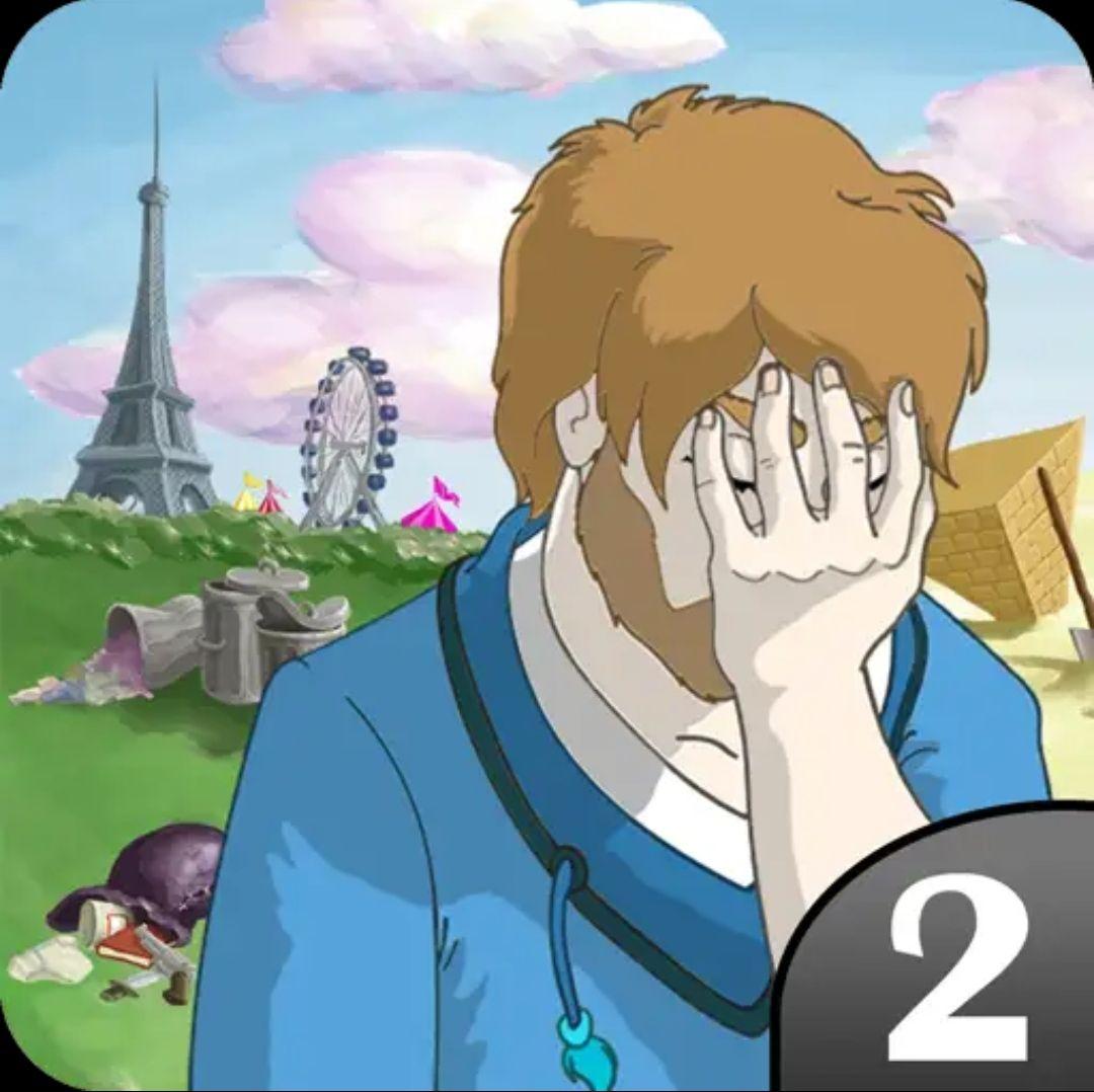 Demetrios Kapitel 2 Point and Click Adventure kostenlos für Android