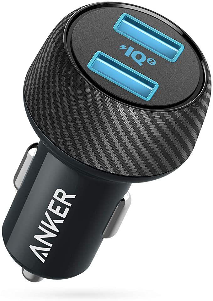 Anker Auto-Ladegerät PowerDrive Speed 2 30W mit PowerIQ 2.0
