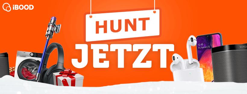 iBOOD Hunt, Restbestände und Schnäppchen bis Mitternacht