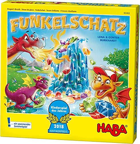 Preisjäger Junior: Haba - Funkelschatz Brettspiel, Kinderspiel des Jahres 2018