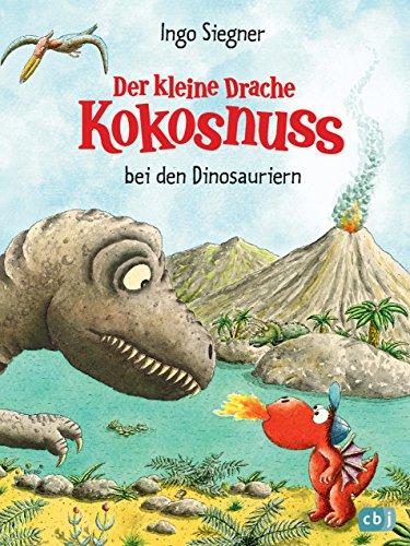 Preisjäger Junior: Der kleine Drache Kokosnuss bei den Dinosauriern (eBook)