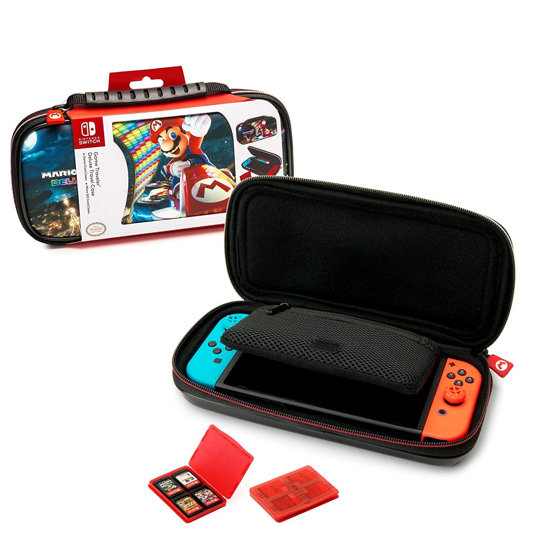 Nintendo Switch Travel Case Deluxe Mario Kart 8