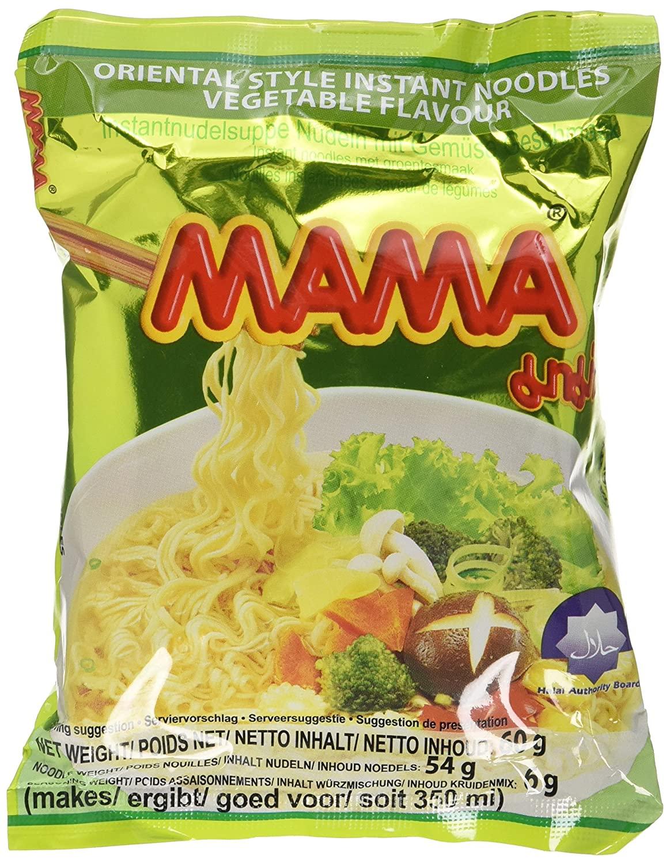 Mama Instant Nudeln Gemüse 60g