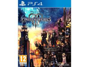 Kingdom Hearts III für 7,99 Euro (PS4 & Xbox One)