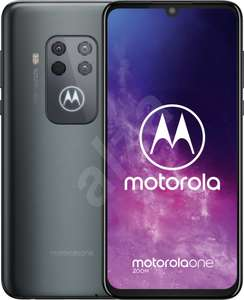 Motorola One Zoom Smartphone (6.4 Zoll, 4GB RAM, 128GB Speicher, Android 9.0)