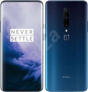 OnePlus 7 Pro (6.67 Zoll, Snapdragon 855, Adreno 640, 8GB RAM, 256GB Speicher, Android 10.0)
