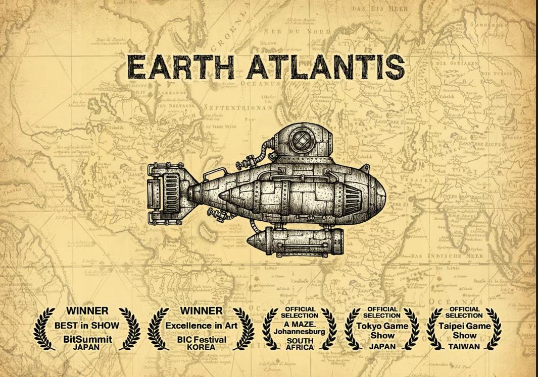 Earth Atlantis für iOS umsonst!