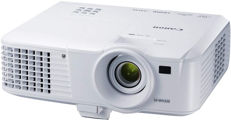 Canon LV-WX320 - mobiler Projektor, WXGA, 3200 Ansi-Lumen, Kontrast 10000:1