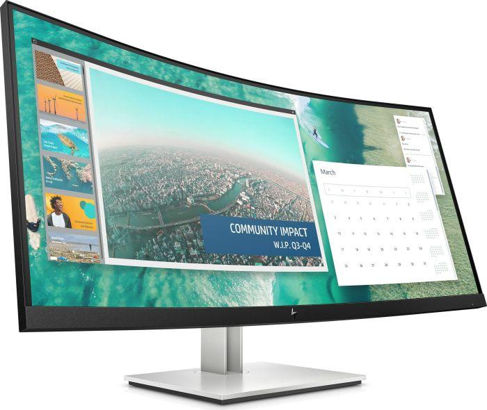 """HP """"E344c"""" LED 34"""" Curved Monitor (UWQHD) - Knaller-Bestpreis"""