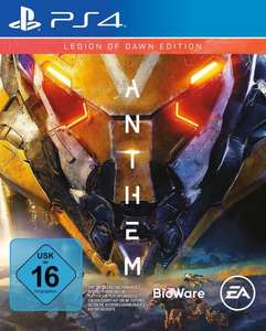 Anthem - Legion of Dawn Edition (PS4)