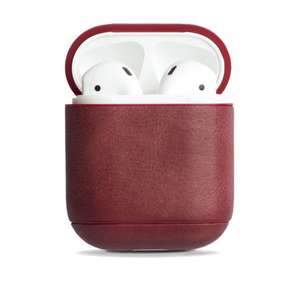Krusell Leder-Case für Apple AirPods (2)