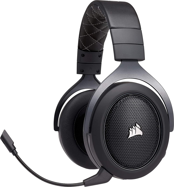 Corsair HS70 Wireless Gaming Headset mit 7.1 Surround Sound