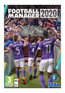 Football Manager 2020 (PC / Mac) (simplygames)