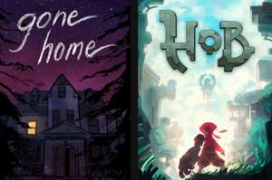 Gone Home & Hob