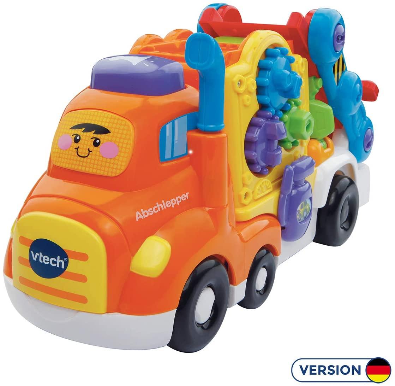 VTech Baby TUT Baby Flitzer-Abschlepper inklusive Cabrio