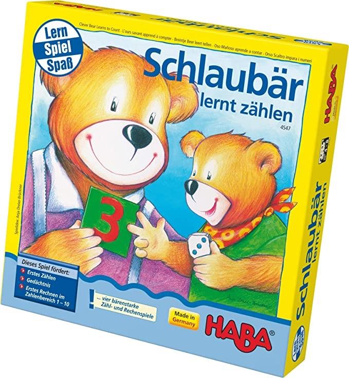 Preisjäger Junior: HABA - Schlaubär lernt zählen