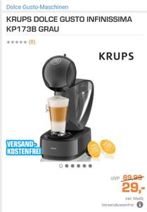 *Saturn* KRUPS DOLCE GUSTO INFINISSIMA