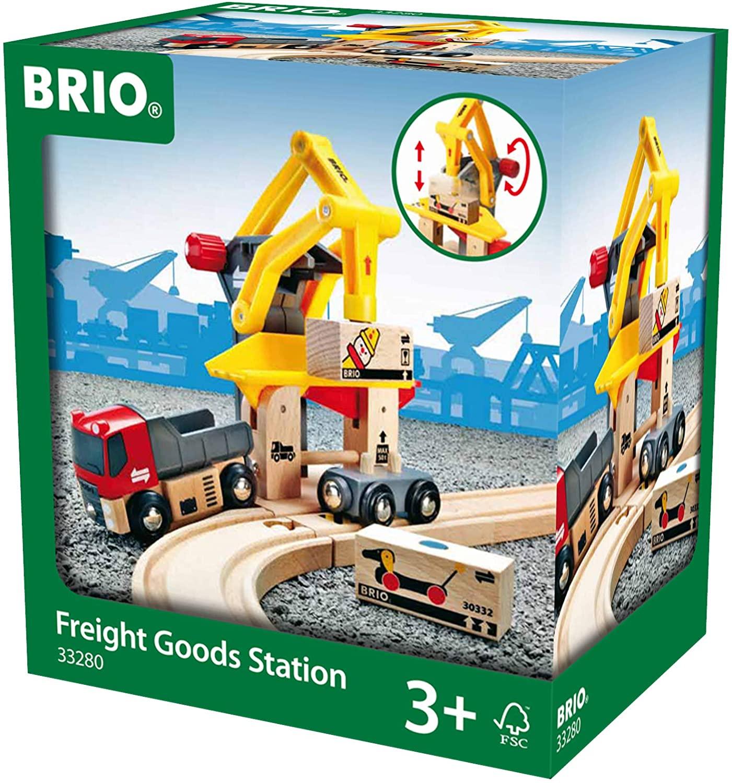 Preisjäger Junior: BRIO World - Frachtverladestation