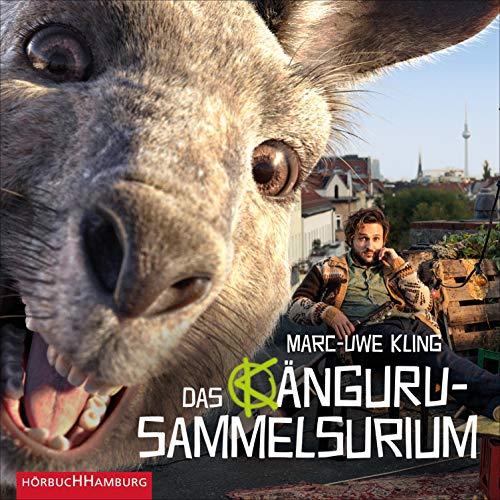 Audible – Das Känguru-Sammelsurium (gratis)