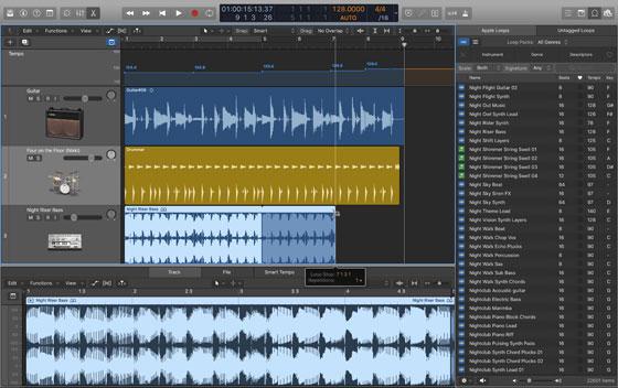 Apple Logic Pro X und Final Cut Pro X (für 90 Tage) kostenlos