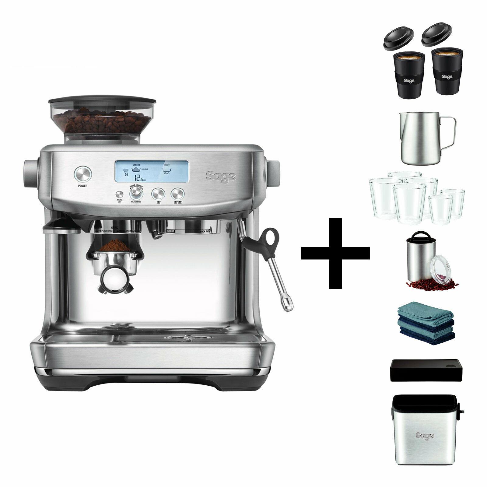Sage The Barista Pro Espresso Maschine inkl. Barista Pack für 560,90 Euro