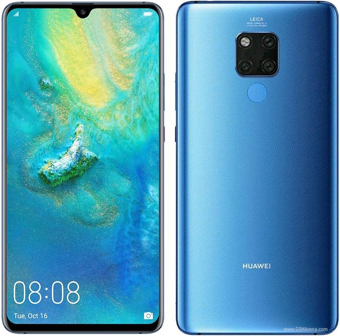 [Otto.de/Logoix] Huawei Mate20 Smartphone (6,5 Zoll, 128GB und 12MP Kamera) in Midnight Blue für nur 310€ inkl. Versand