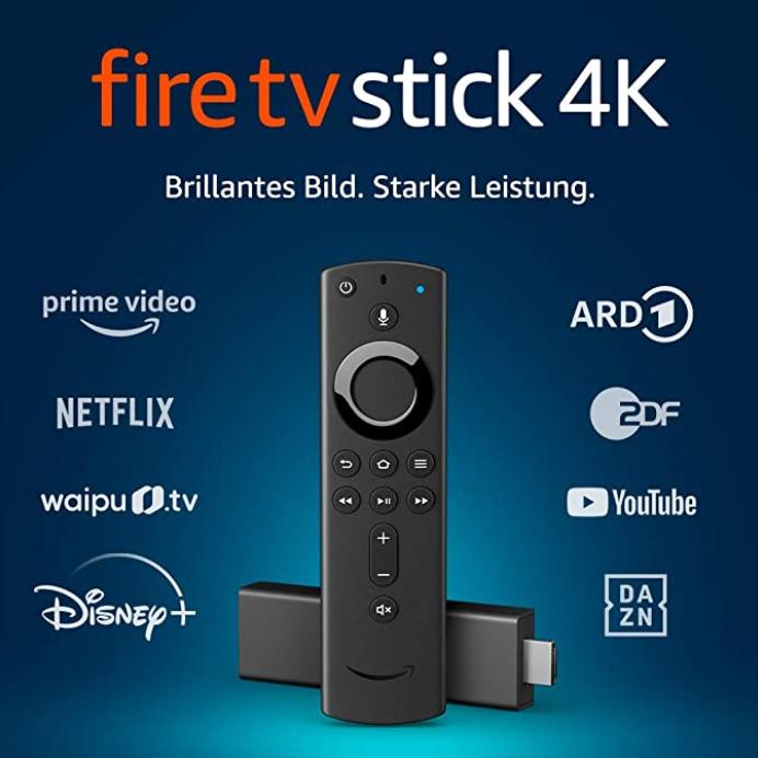 Amazon Fire TV Stick 4K um 30,24€ / Fire TV Stick um 20,16€