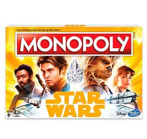 """Hasbro Monopoly """"Solo - A Star Wars Story"""""""