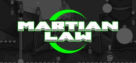 [Steam][Freebie] Martian Law bis 10.April 2020